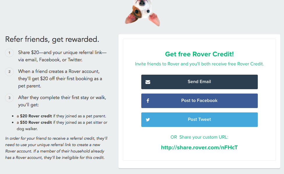 How do I refer pet owners and earn credit? – Help Center