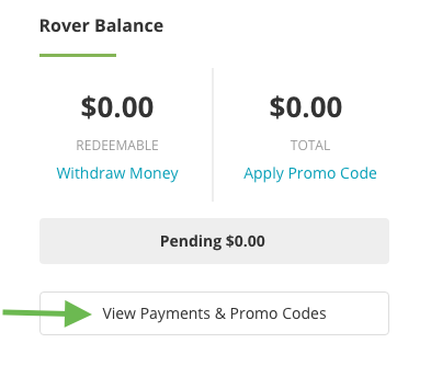 How do I review my payments from my Rover bookings? – Help Center